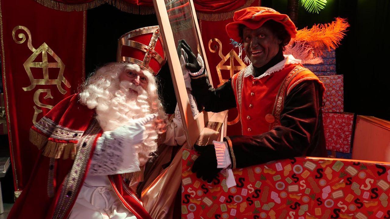 Sinterklaas coronaproof op school
