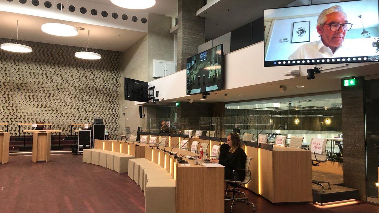 Eindhovense politiek vergadert toch nog niet fysiek
