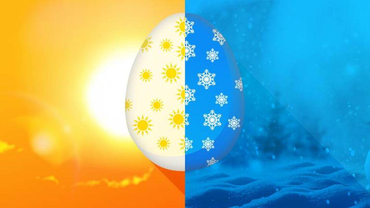 Na Pasen kans op sneeuw in de regio