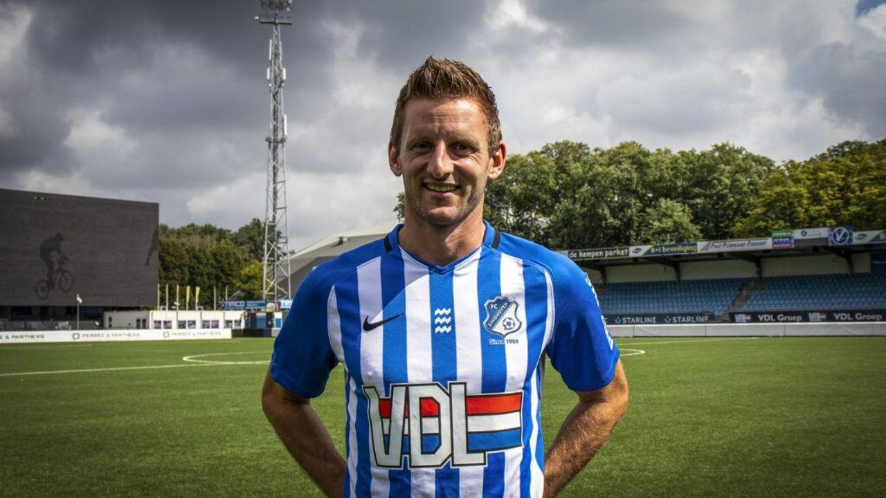 Jens van Son keert terug bij FC Eindhoven