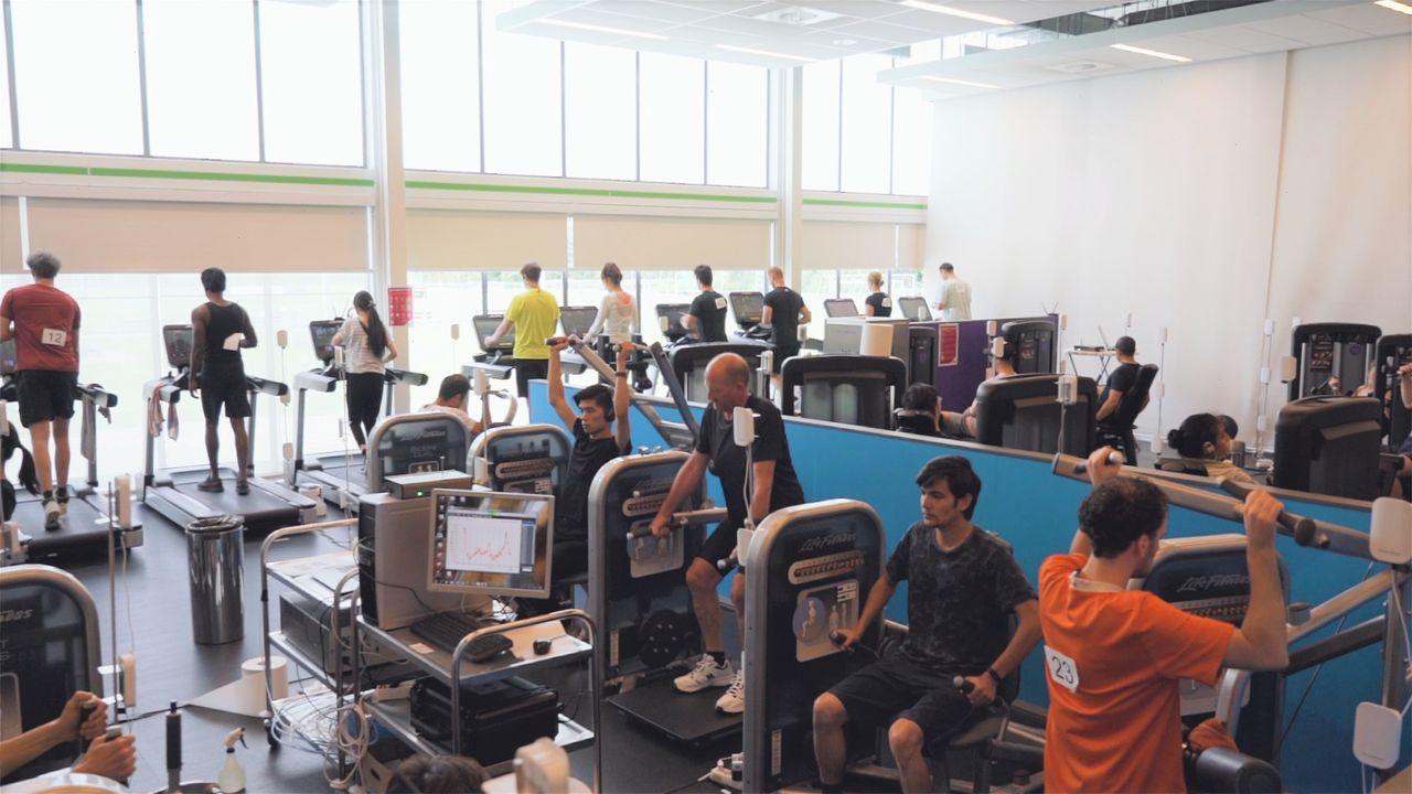 TU/e: 'Veilig sporten met luchtreinigers'