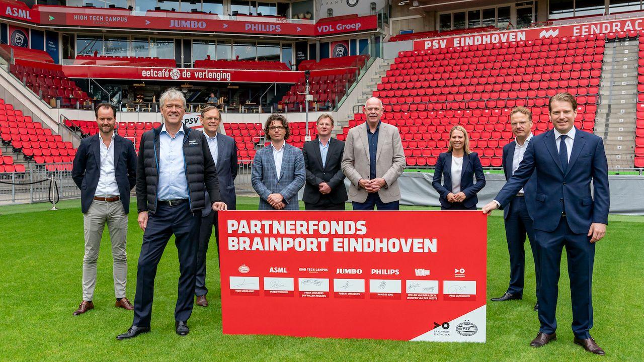 PSV en regiobedrijven binden strijd aan met armoede