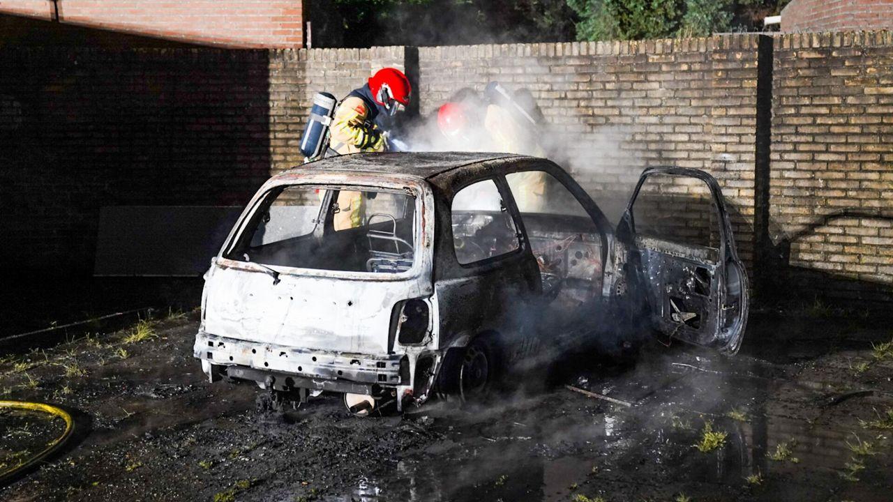 Vierde autobrand in Eindhoven in vier dagen tijd