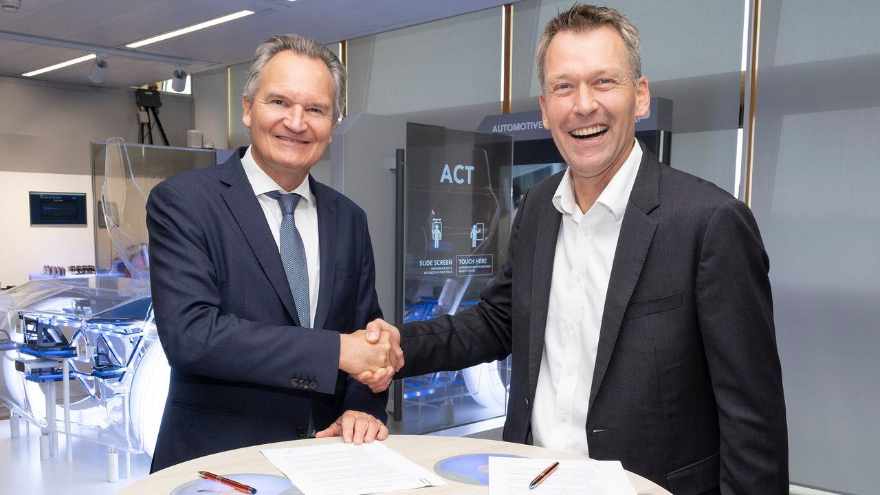 TU/e en NXP versterken samenwerking
