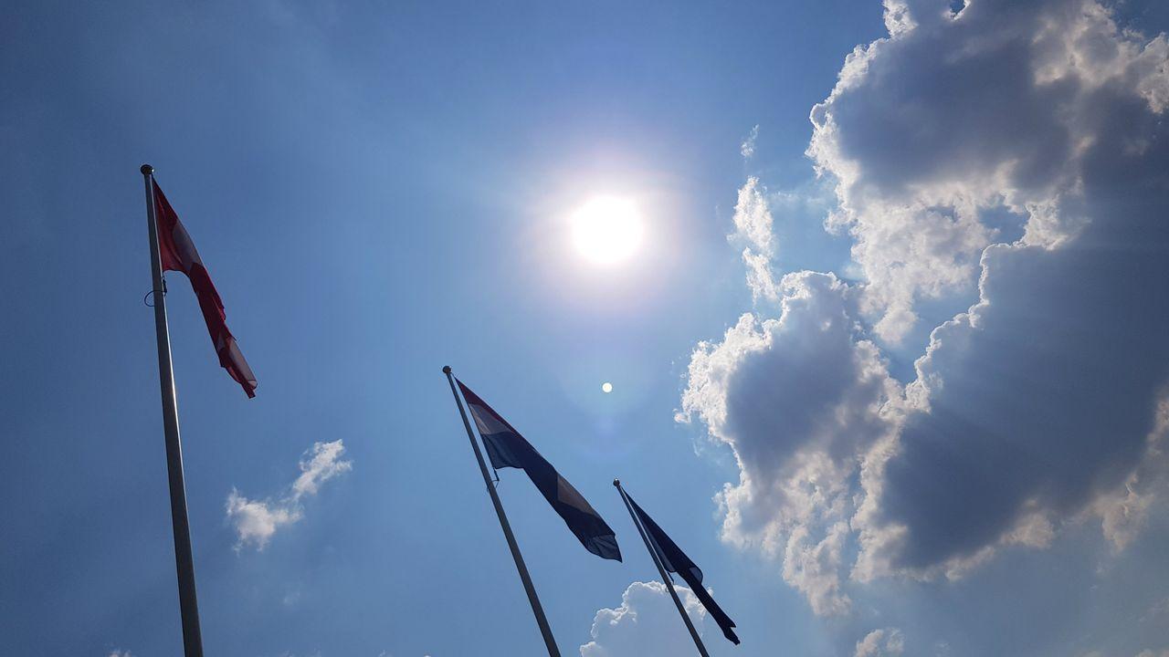 Tropisch warm in Eindhoven: Hitteplan van kracht