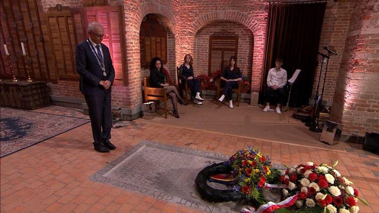 Brabant herdenkt gesneuvelde soldaten en verzetsmensen