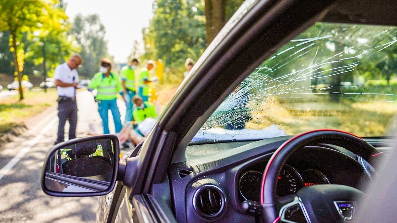 Twee voetgangers aangereden in Nuenen