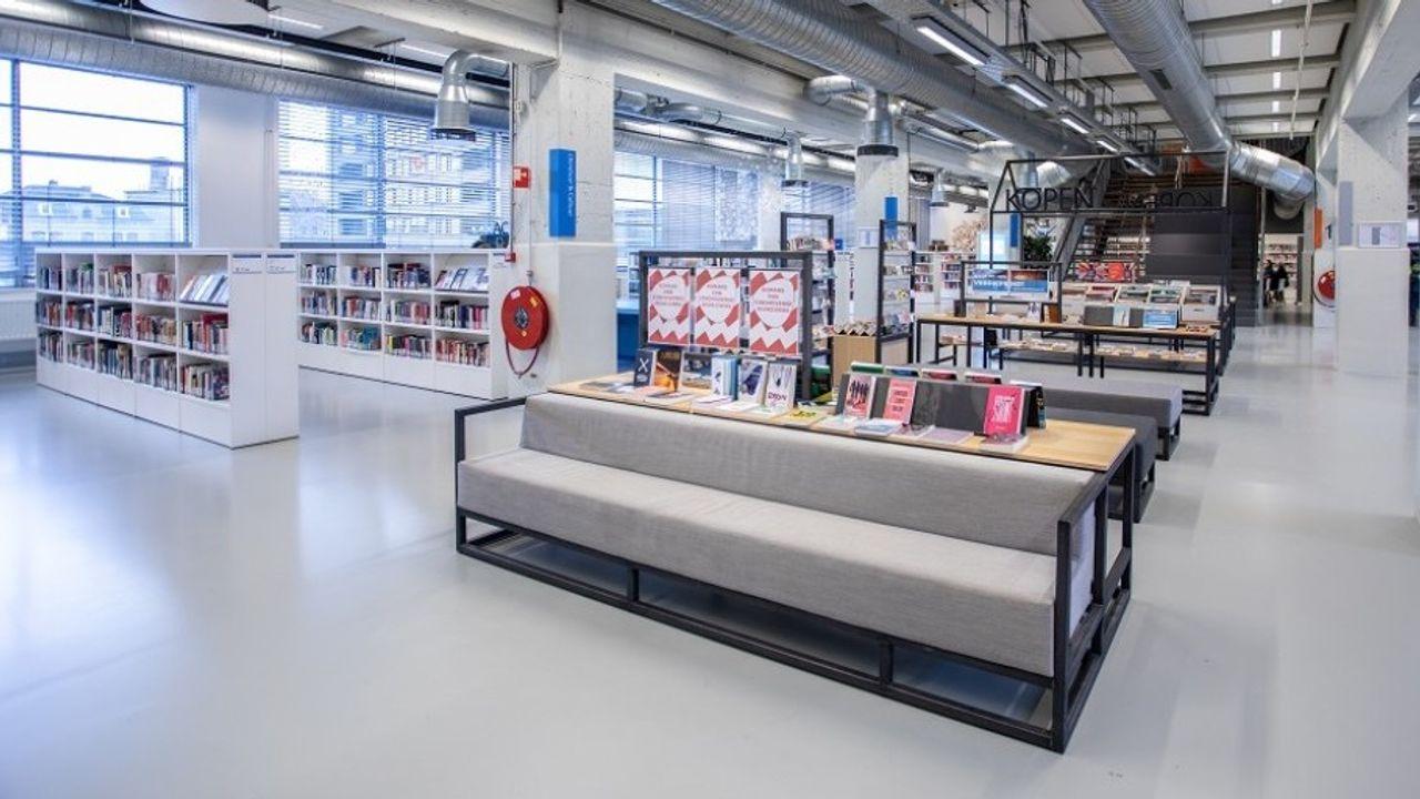 Bibliotheek klaar voor nieuwe lockdown