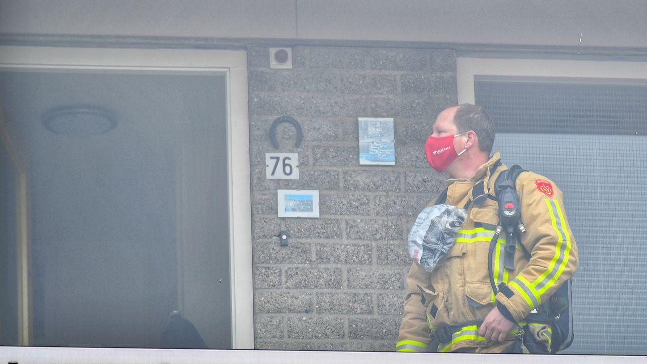Rook in zorgcomplex: ouderen geëvacueerd