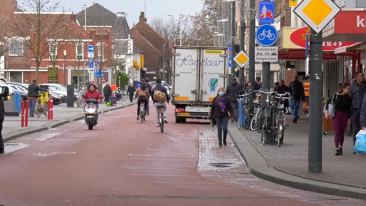 Ook in Eindhoven meer besmettingen; 80 vaccinaties aan Kruisstraat