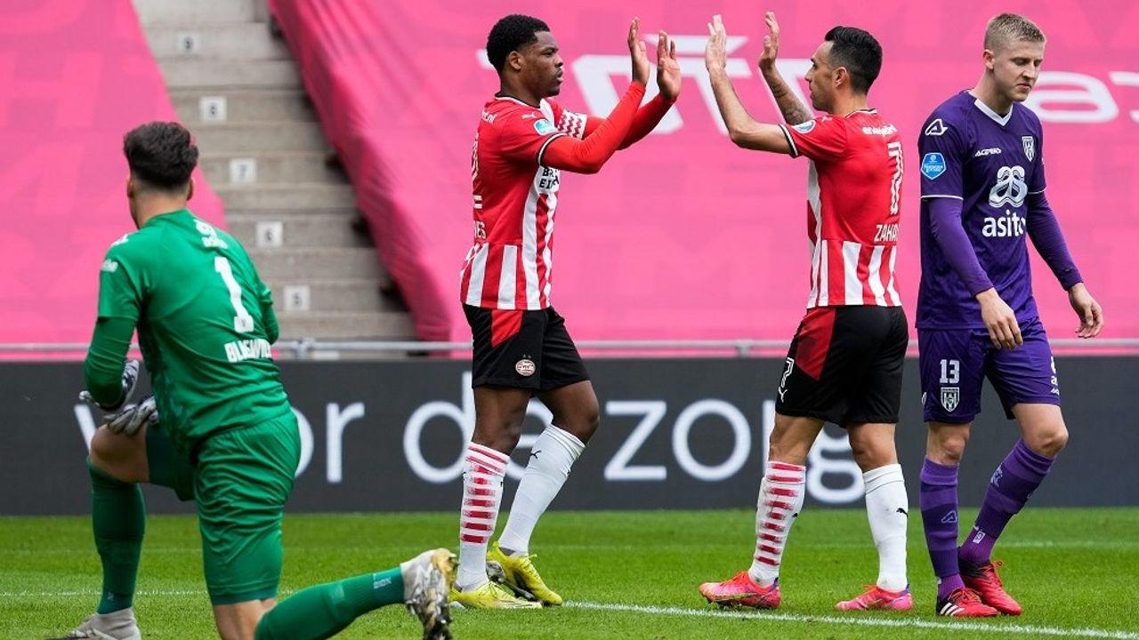 PSV begint tegen Heracles, eerste topper tegen AZ