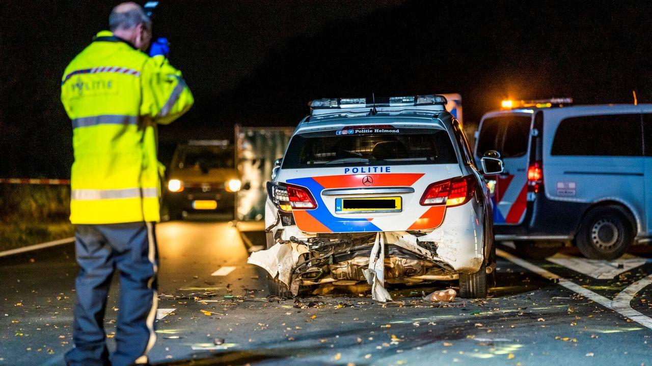 Helmonder die agent dood reed in Nuenen wordt vervolgd