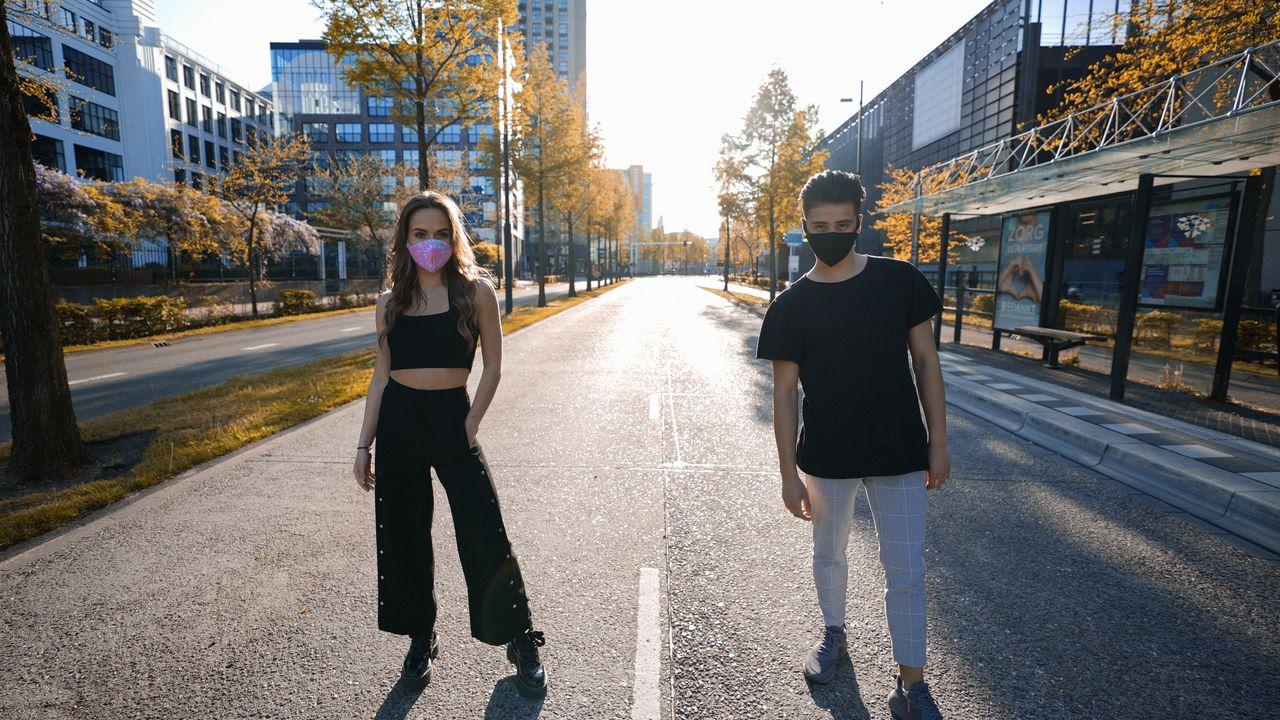 Coronacrisis inspireert Eindhovense kledingontwerpers