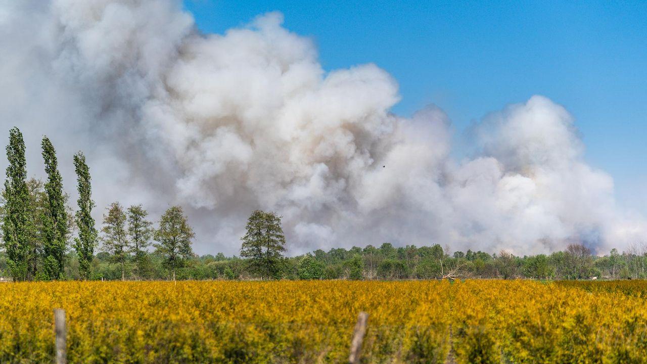 Maatregelen na Peelbrand: veiligheidsregio's richten extra crew op