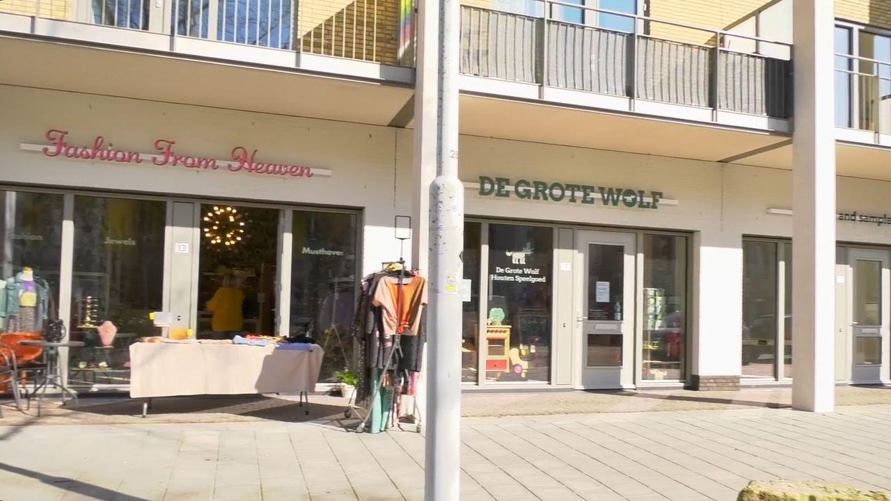 Winkeliers Woensel-West kunnen eindelijk weer lachen