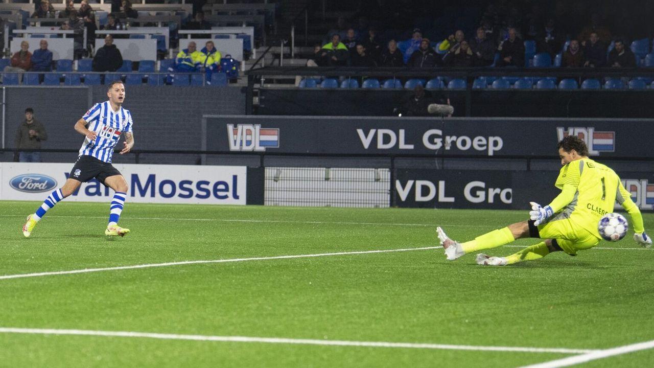 FC Eindhoven verslaat TOP Oss in eigen huis