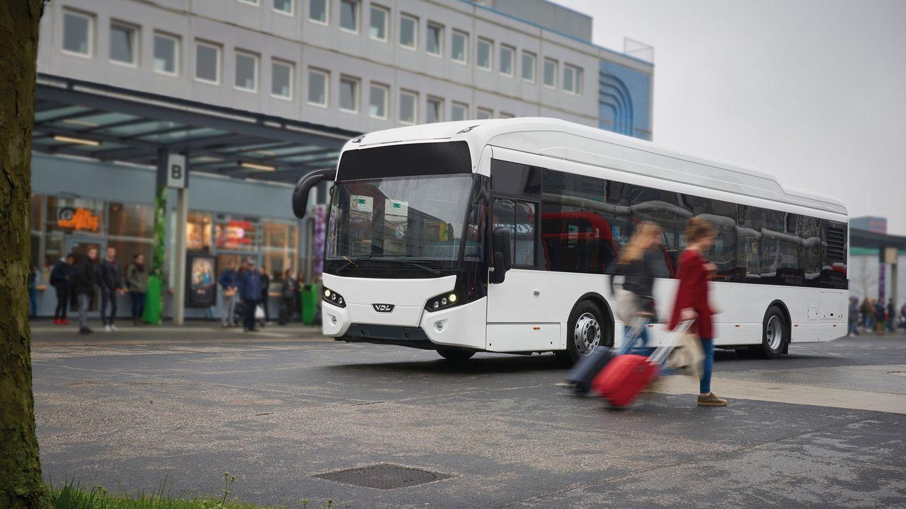 32 nieuwe, 'Brabantse' stadsbussen voor Eindhoven