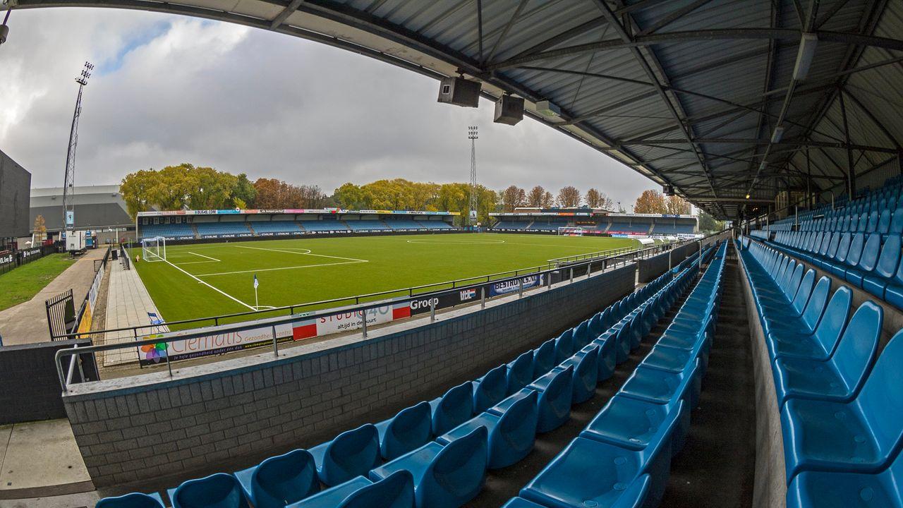Jan Louwers Stadion komend seizoen rookvrij