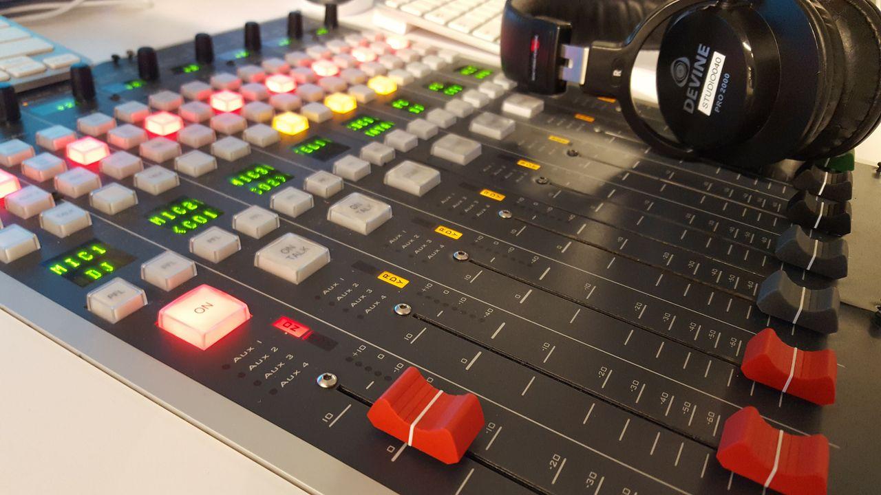 Nieuw radiostation in Geldrop