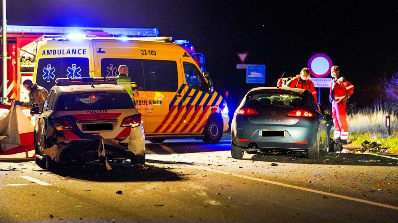 Omgekomen agent (28) wilde aangereden dier van de weg halen