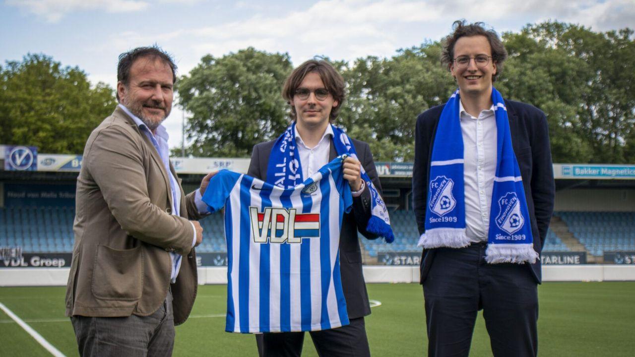 FC Eindhoven gaat scouten met innovatief systeem