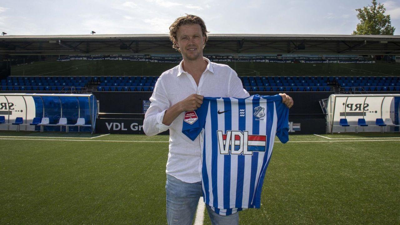 Paul Beekmans aangesteld als assistent-trainer bij FC Eindhoven