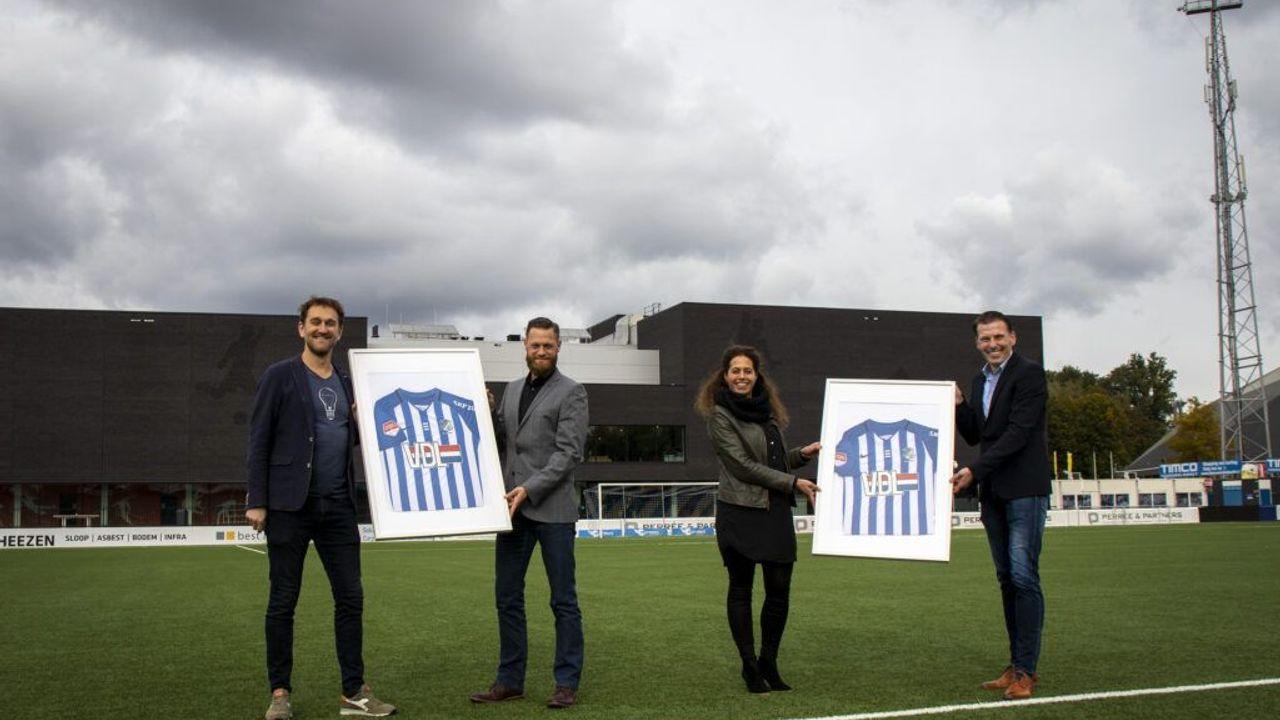 FC Eindhoven en Fontys slaan handen ineen