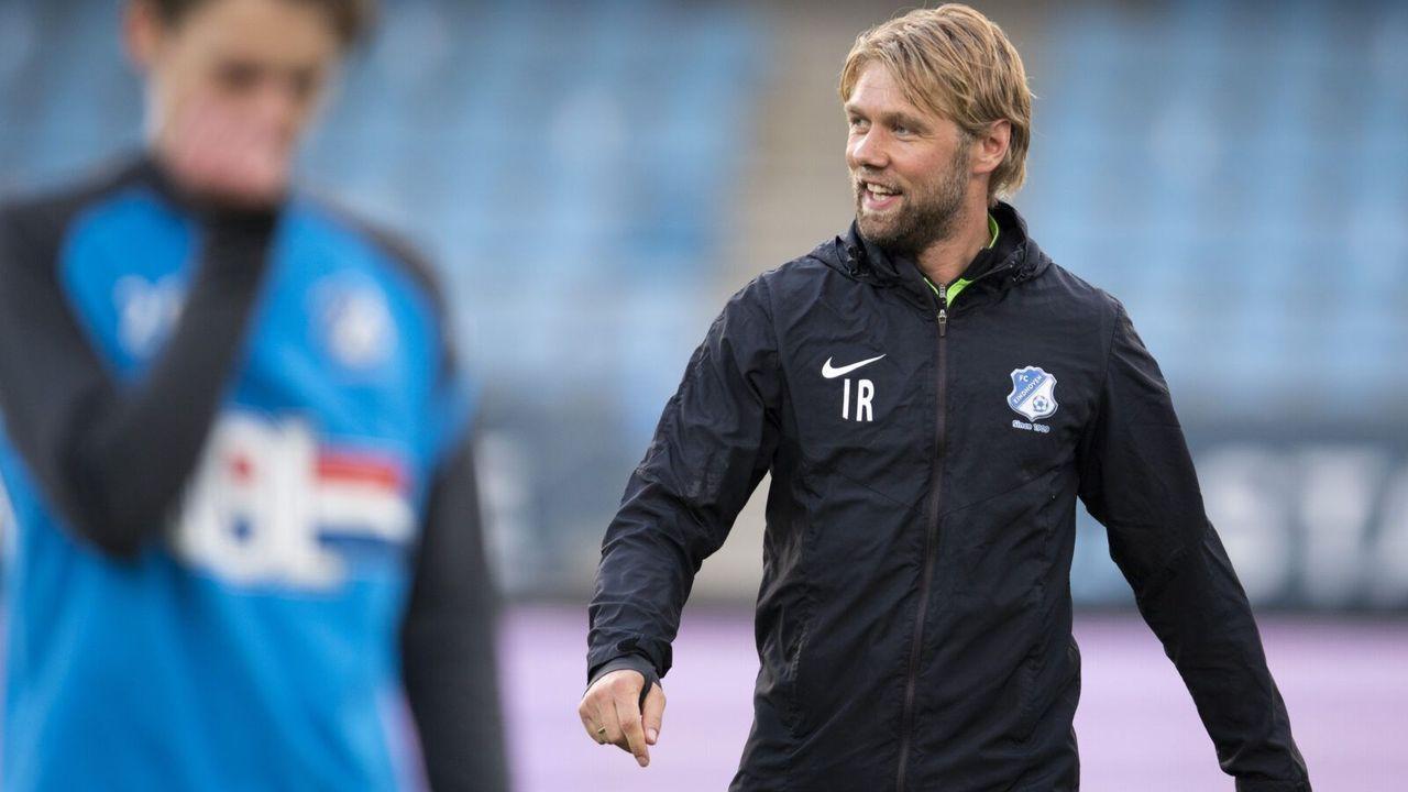 Assistent-trainer Ivo Rossen verlaat FC Eindhoven