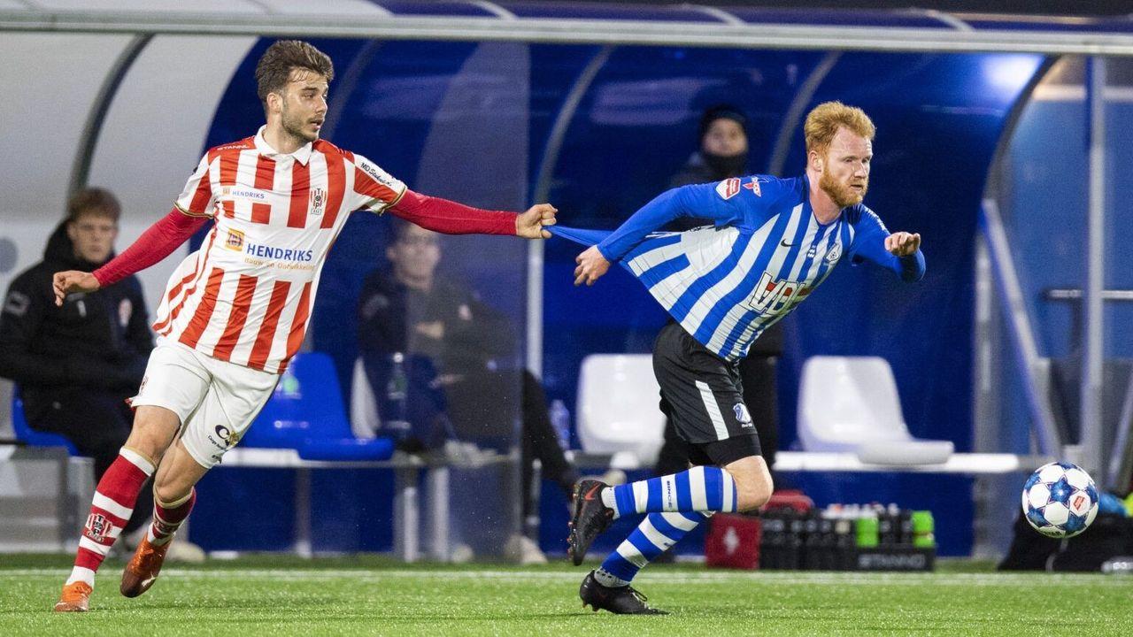 Geen doelpunten bij FC Eindhoven tegen TOP Oss