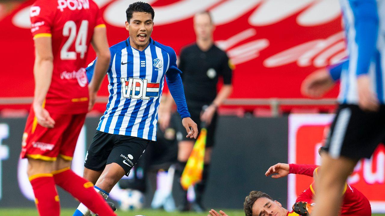Vinnie Vermeer verlaat FC Eindhoven