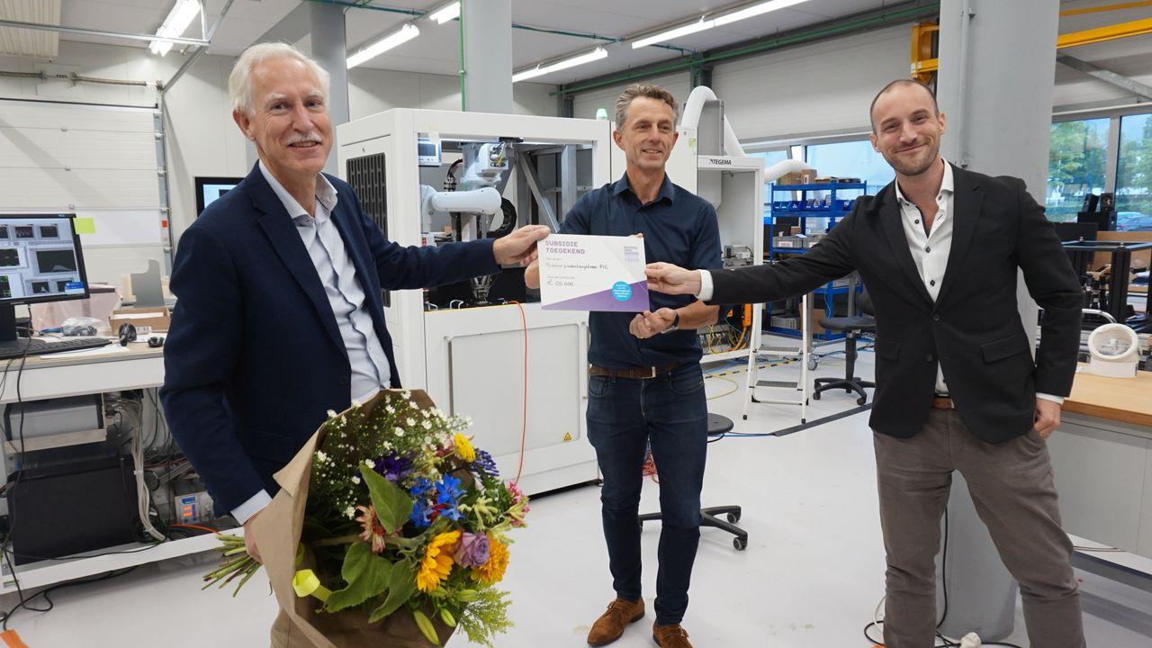 Metropoolregio steunt fotonica-bedrijven