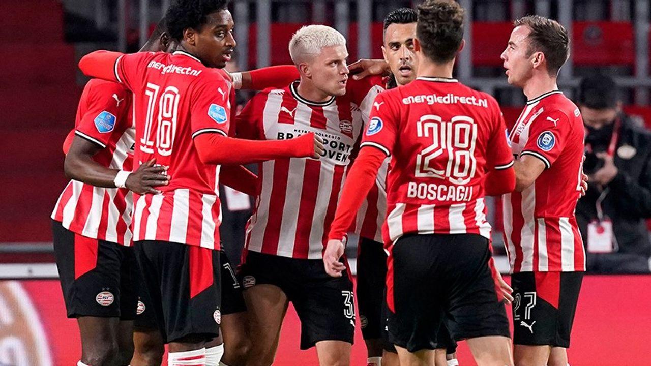 PSV in eigen huis te sterk voor Willem II