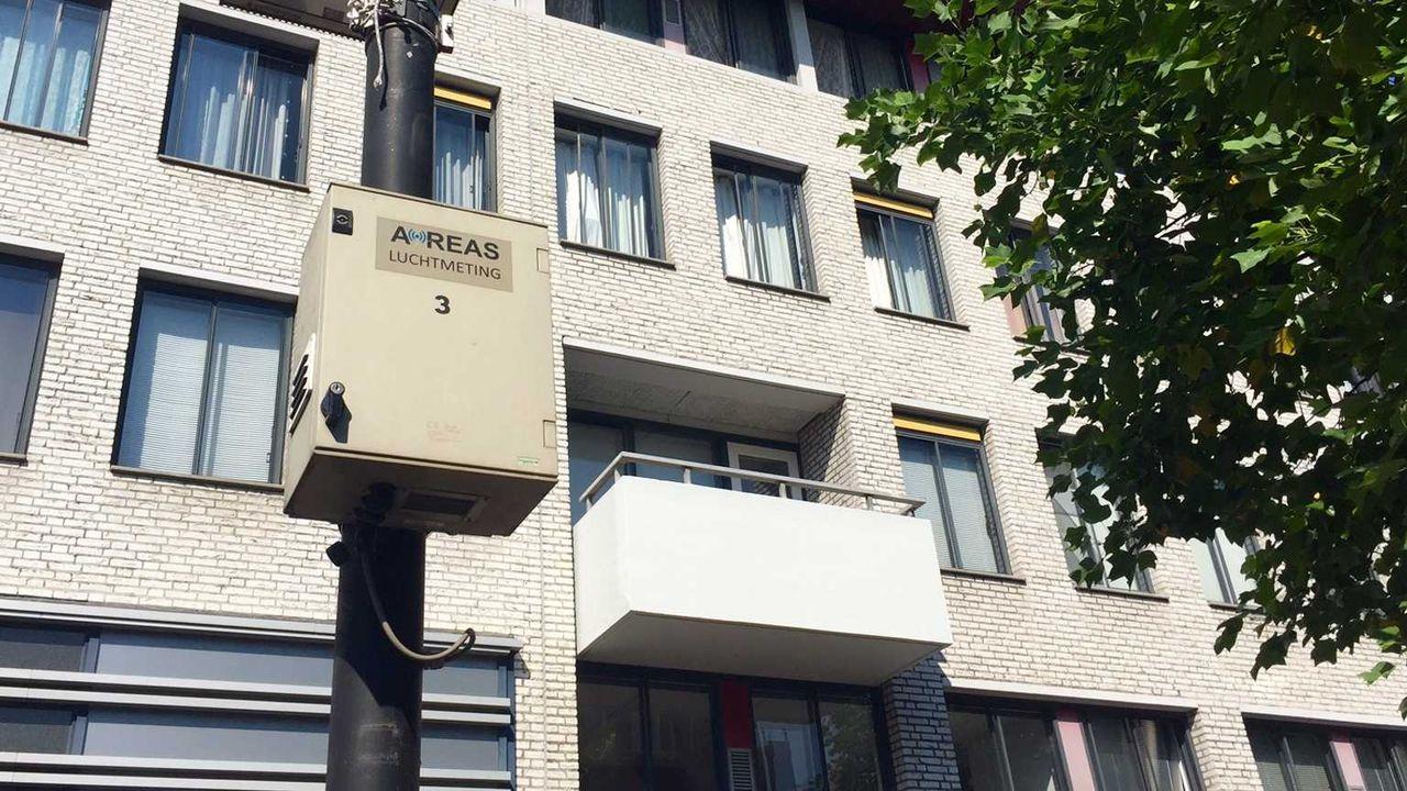 Netwerk voor meten luchtkwaliteit regio grotendeels klaar