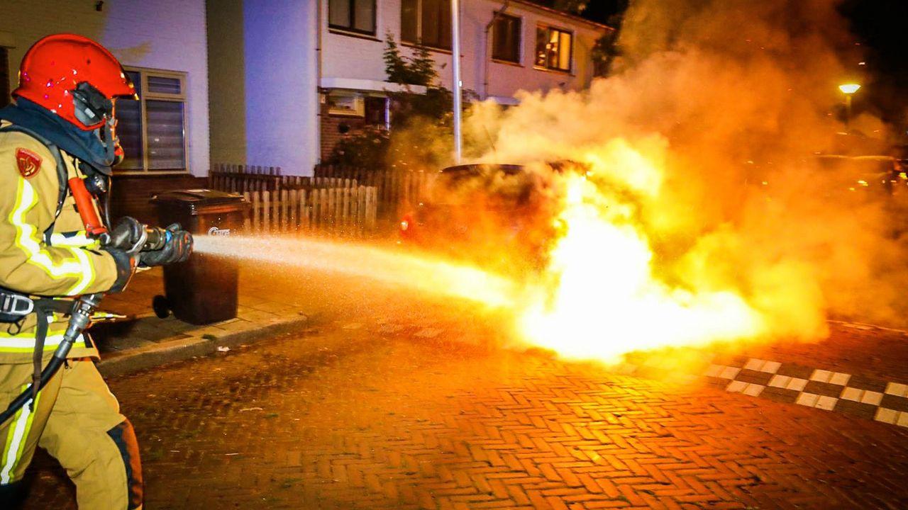 Buurtbewoners: 'Er loopt een pyromaan rond'