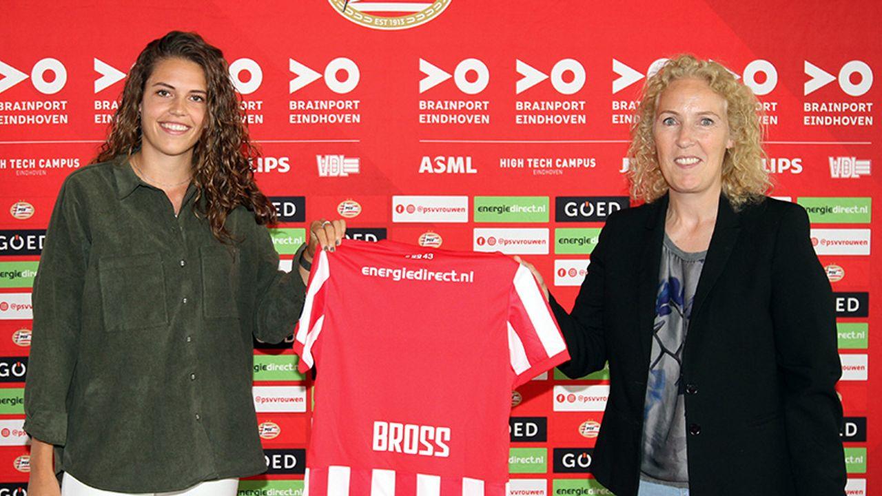PSV Vrouwen contracteert drie nieuwe spelers