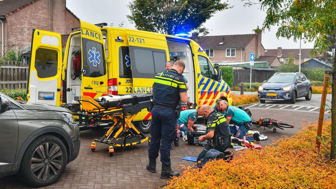 13-jarige jongen zwaargewond na ongeluk