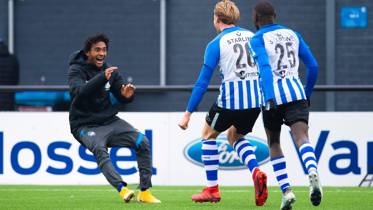 FC Eindhoven wint door doelpunt in blessuretijd