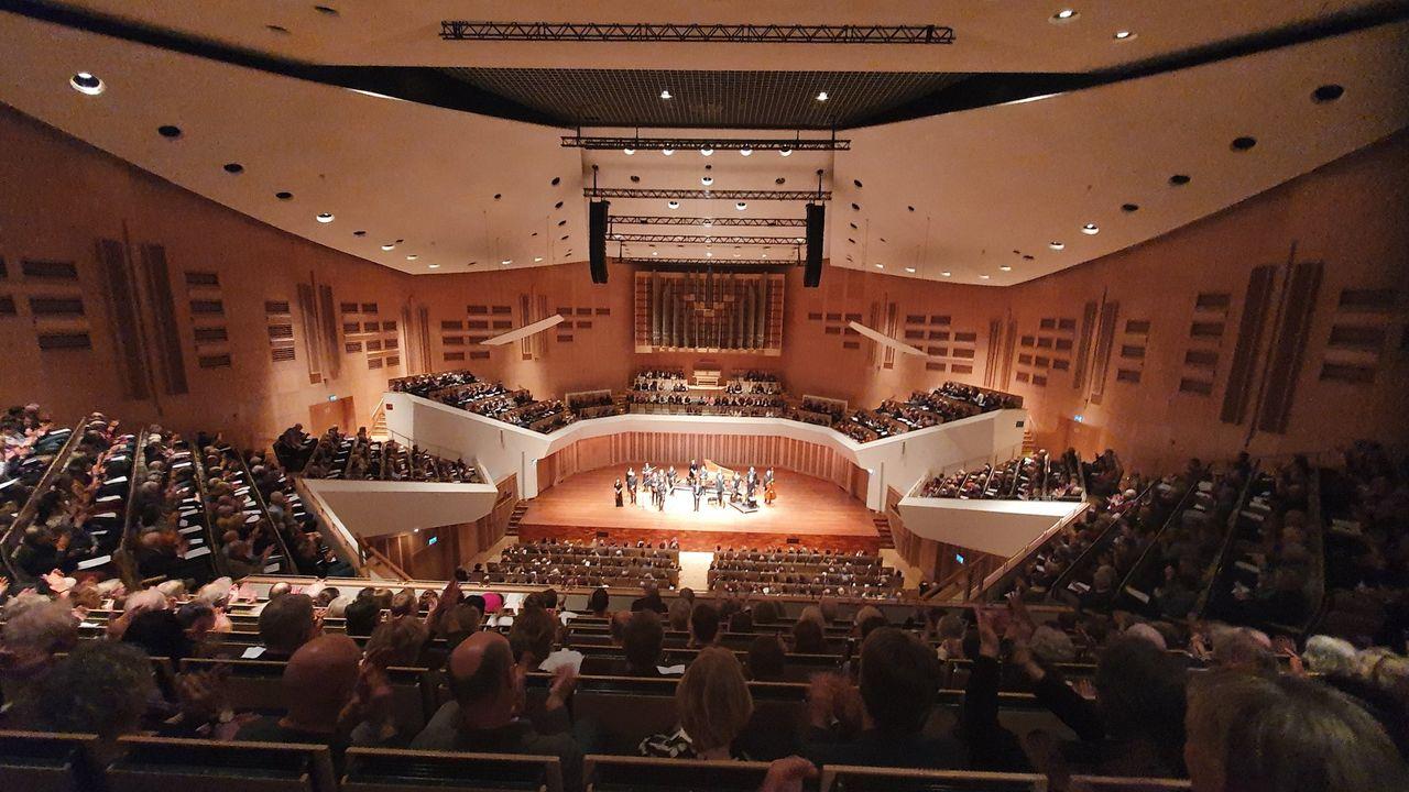 'Ruimte voor 400 bezoekers in Muziekgebouw'