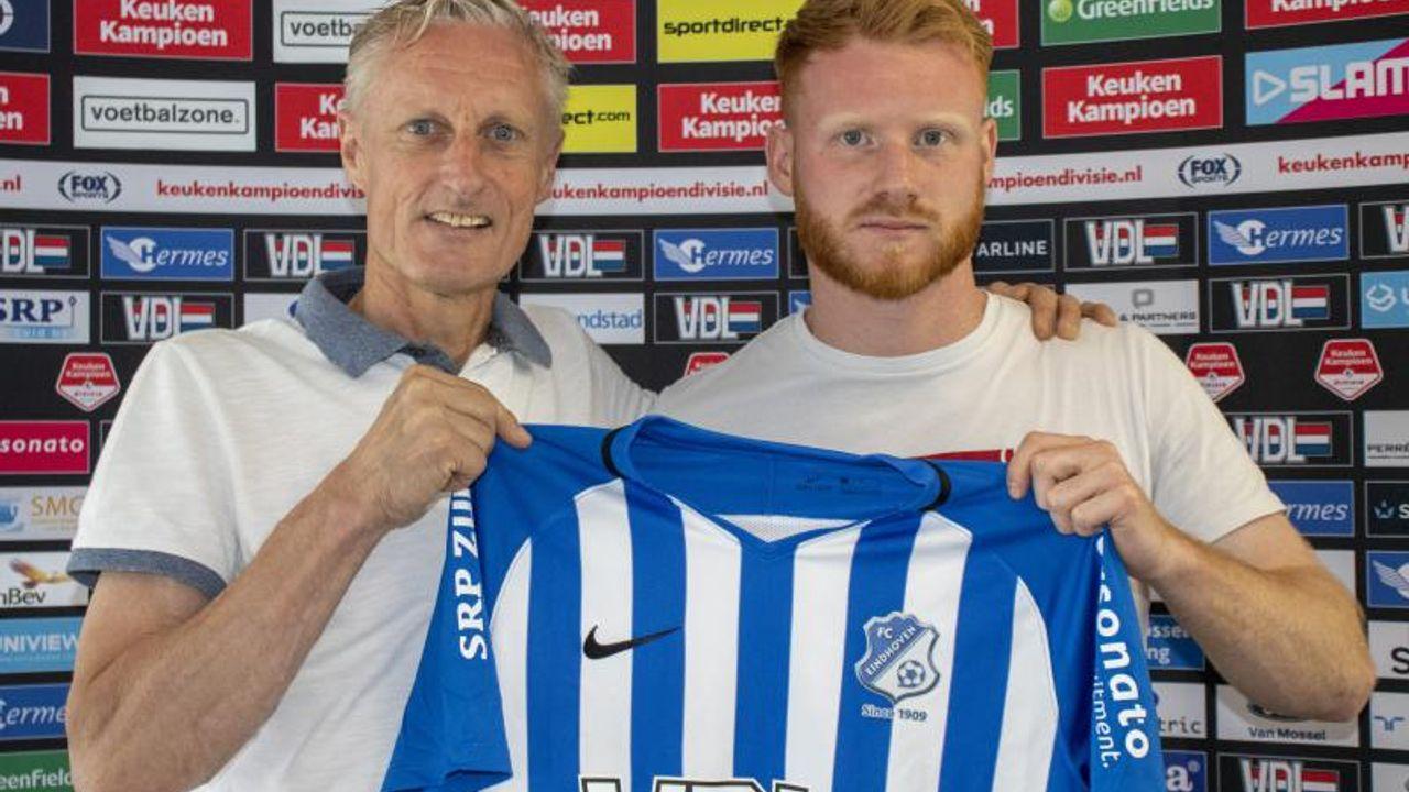 FC Eindhoven onderuit bij debuut Ernie Brandts