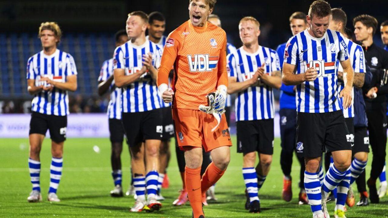 FC Eindhoven wint eenvoudig van NAC Breda