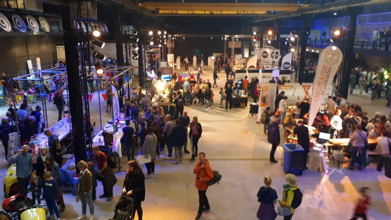 Eindhoven Maker Faire dit jaar mogelijk deels online