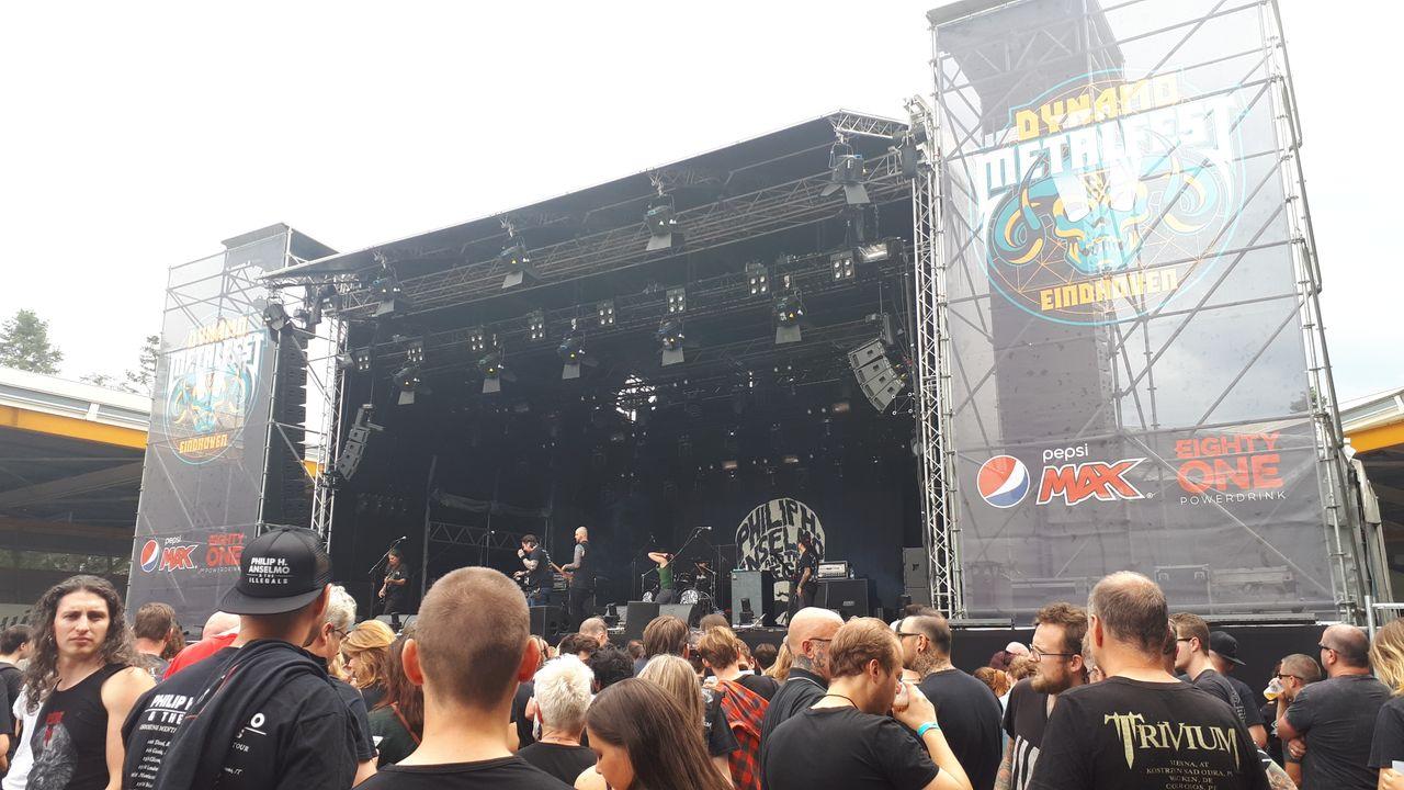 Nog steeds geen duidelijkheid voor Dynamo Metal Fest