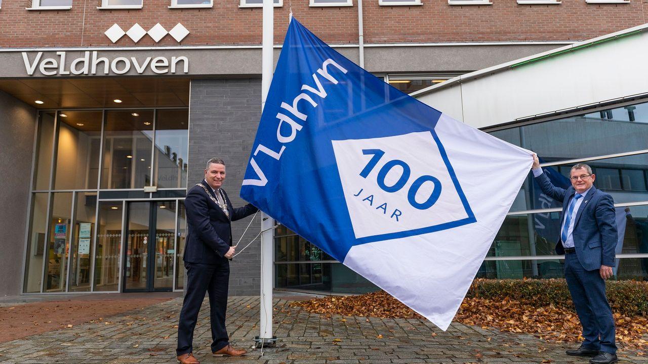 Aftrap jubileumjaar Veldhoven