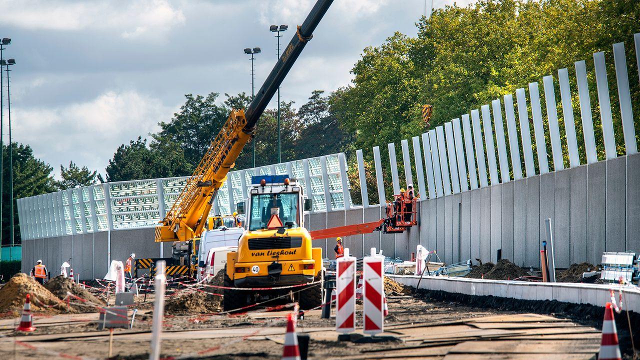 ProRail breidt opstelterrein Eindhoven uit