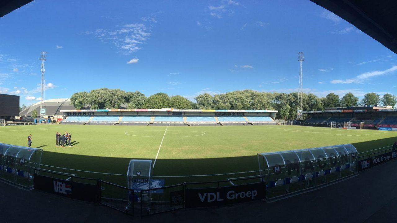 Poortvliet ondersteunt per direct technische staf FC Eindhoven