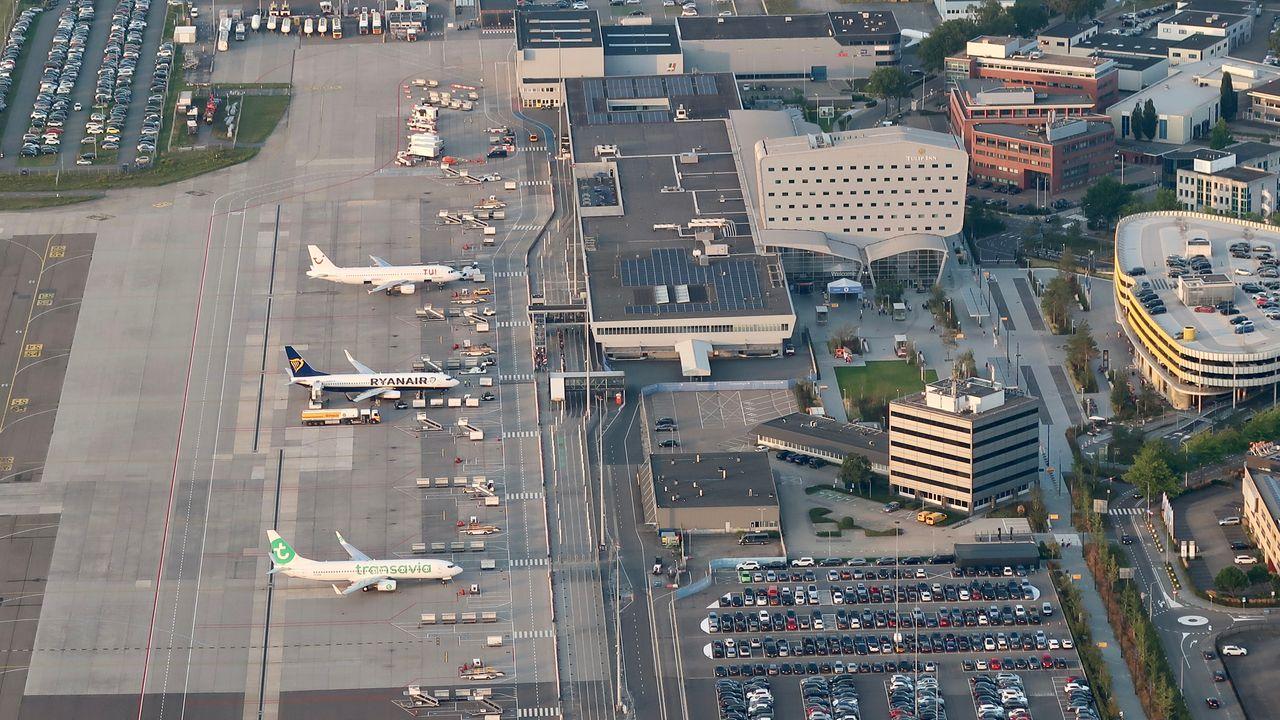 Kritiek op lege vliegtuigen die tussenlanding maken in Eindhoven