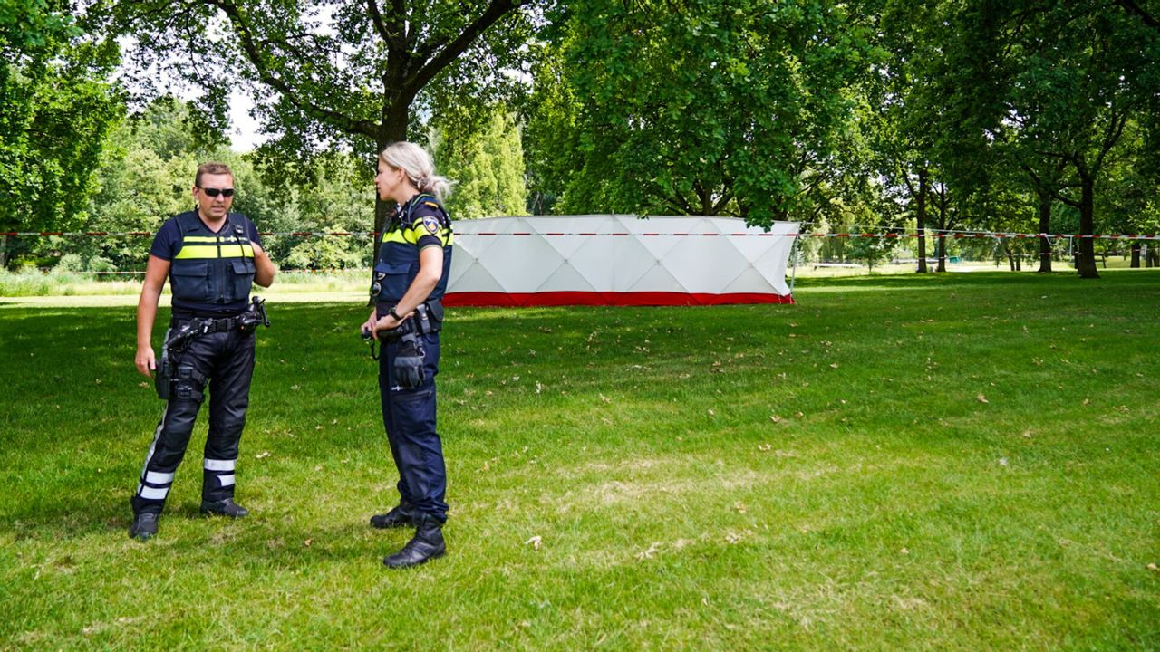 Dode man in parkje bij TU/e niet door misdrijf om het leven gekomen