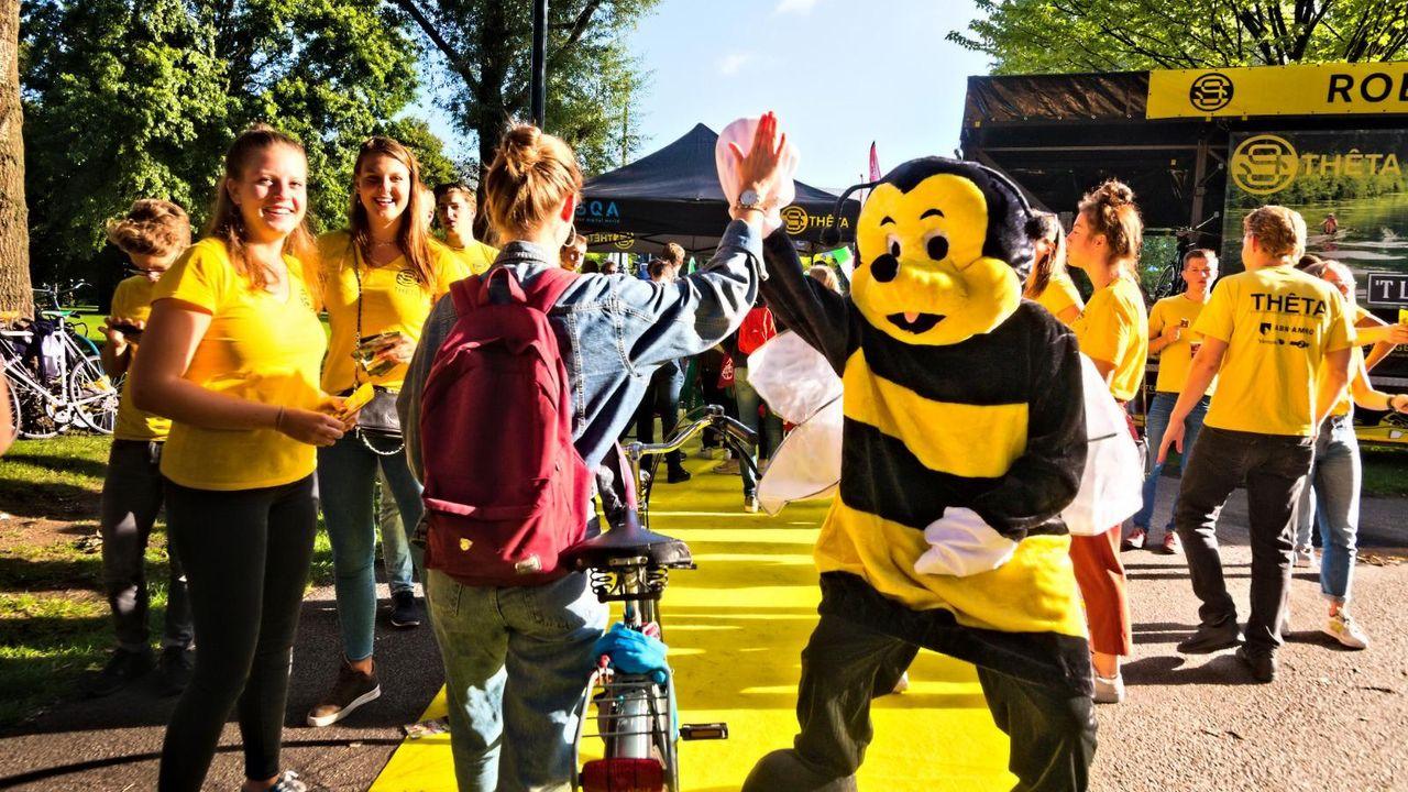 TU/e viert start schooljaar met besloten feesten op campus