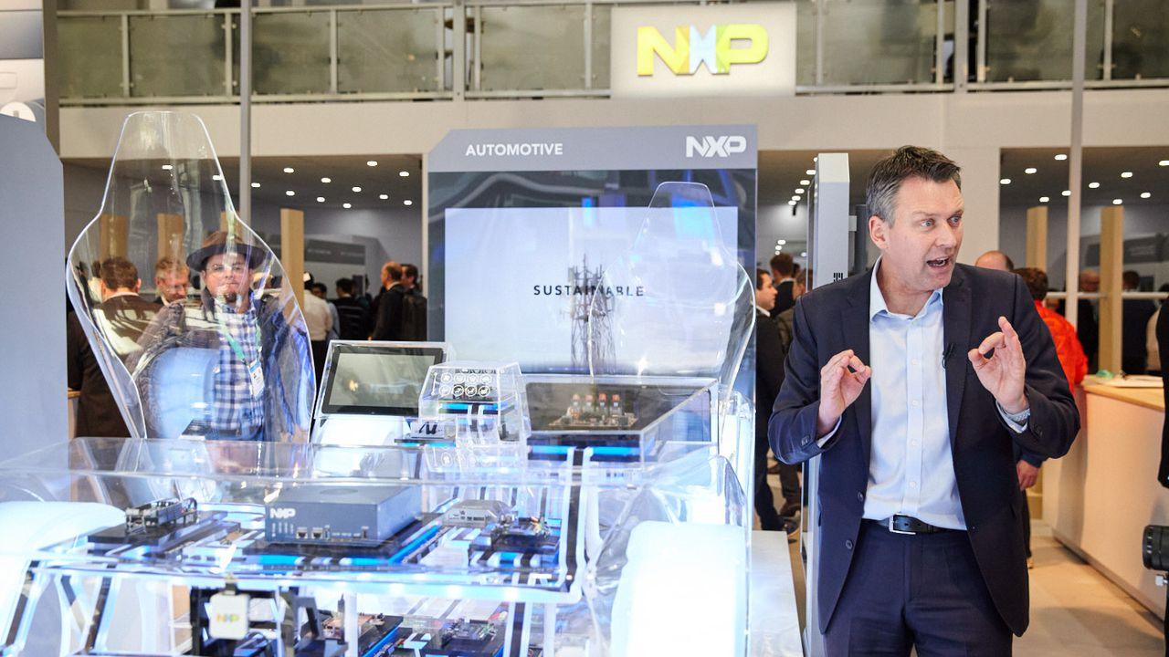 NXP-beurs voor TU/e-studenten Electric Engineering