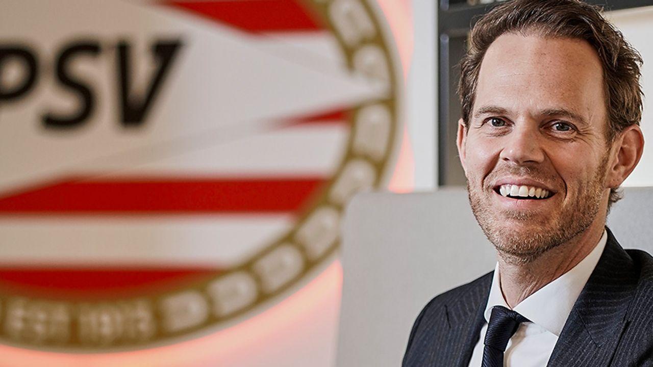 PSV stelt nieuwe financiële man aan